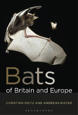 Bats of Britain and Europe - Christian Dietz
