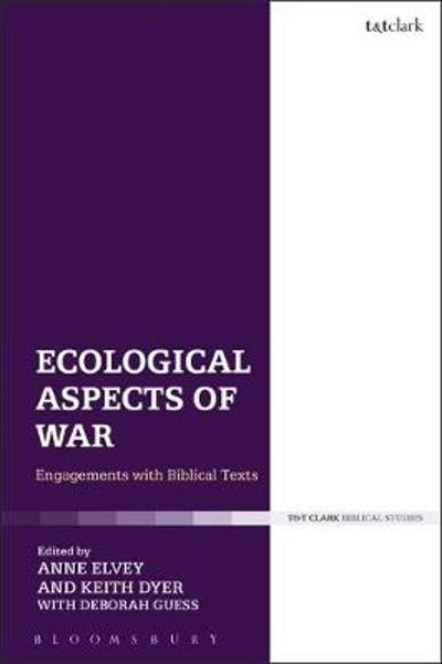 Ecological Aspects of War - Anne Elvey