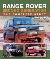 Range Rover Second Generation - James Taylor