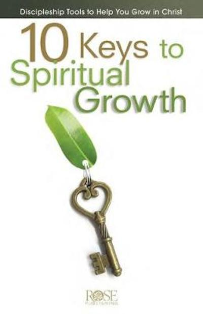 10 Keys to Spiritual Growth - 5-Pack -