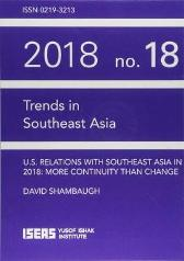 US Relations with Southeast Asia in 2018 - David Shambaugh