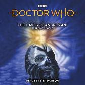Doctor Who and the Caves of Androzani - Terrance Dicks Peter Davison