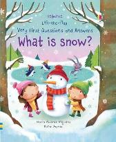 Lift-the-flap Very First Questions and Answers What is Snow? - Katie Daynes Katie Daynes Marta Alvarez Miguens