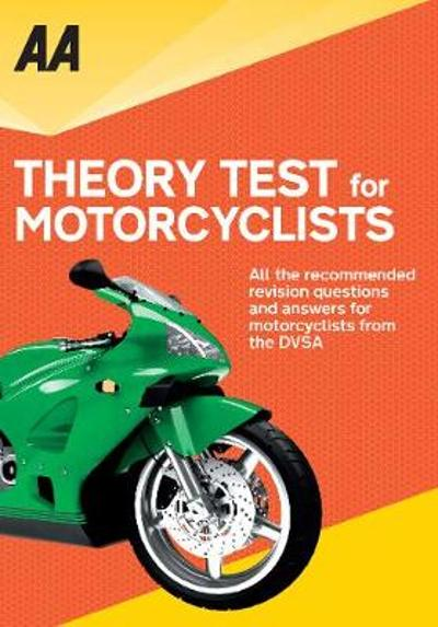 AA Theory Test for Motorcyclists - AA Publishing