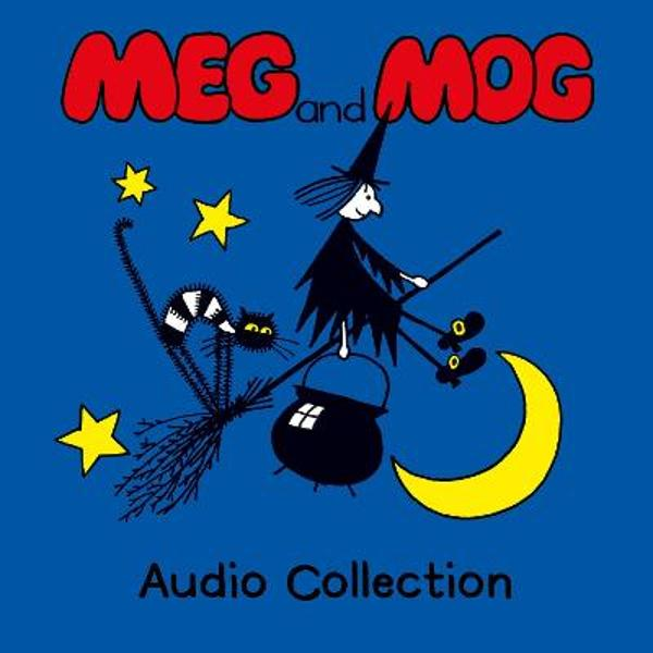 Meg and Mog Audio Collection Helen Nicoll Lyd CD