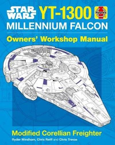 YT-1300 Millennium Falcon Manual - Ryder Windham