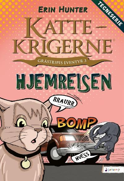 Hjemreisen - Erin Hunter