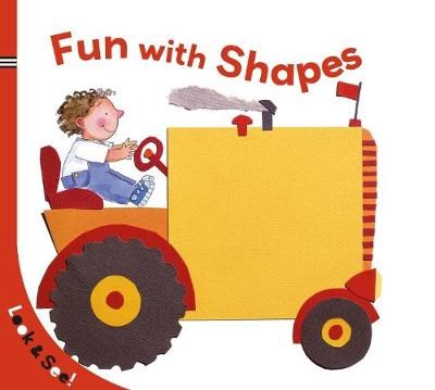 Look & See: Fun with Shapes! - Sterling Children's Books