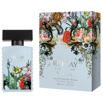 Replay Signature Secret for Her - Eau de toilette - Replay