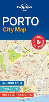 Lonely Planet Porto City Map - Lonely Planet Lonely Planet