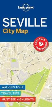 Lonely Planet Seville City Map - Lonely Planet Lonely Planet