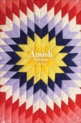 Amish Wisdom Lined Journal - Editors of Quiet Fox Designs