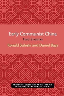 Early Communist China -