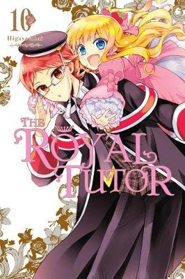 The Royal Tutor, Vol. 10 - Higasa Akai