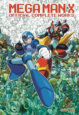 Mega Man X: Official Complete Works HC - Capcom