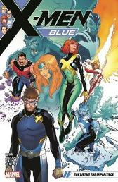 X-men Blue Vol. 5: Surviving The Experience - Cullen Bunn Nathan Stockman
