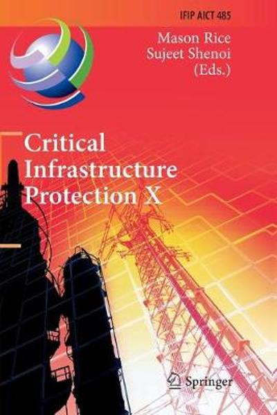 Critical Infrastructure Protection X - Mason Rice