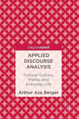 Applied Discourse Analysis - Arthur Asa Berger
