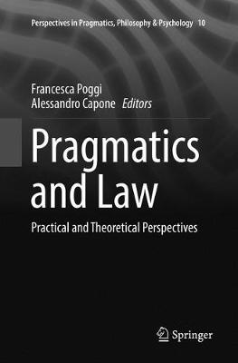 Pragmatics and Law - Francesca Poggi