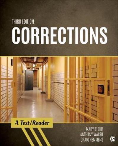 Corrections: A Text/Reader - Mary K. Stohr