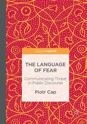 The Language of Fear - Piotr Cap