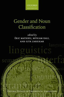 Gender and Noun Classification - Eric Mathieu