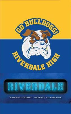 Riverdale Ruled Pocket Journal - Insight Editions