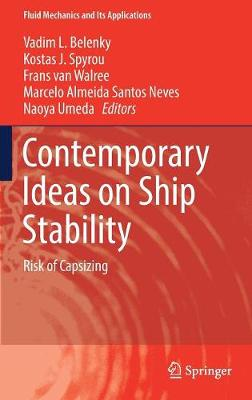 Contemporary Ideas on Ship Stability - Vadim L. Belenky