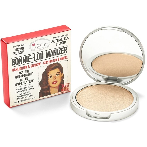 Bonnie Lou Manizer - Highlighter & Shimmer - theBalm