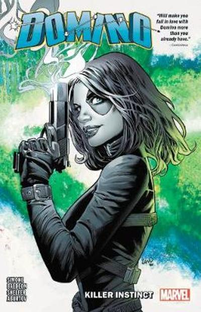 Domino Vol. 1: Killer Instinct - Gail Simone