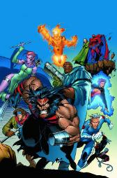 X-men: The Complete Age Of Apocalypse Epic - Book 2 - Fabian Nicieza Warren Ellis Scott Lobdell