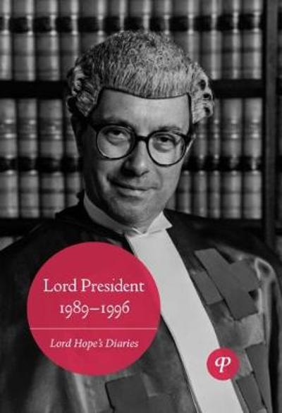 Lord President 1989-1996 - David Hope of Craighead