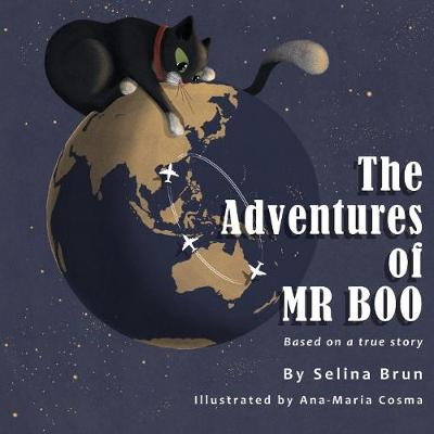 The Adventures of Mr Boo - Selina Brun