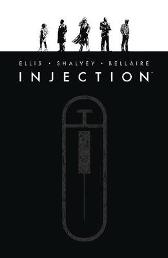 Injection Deluxe Edition Volume 1 - Warren Ellis Declan Shalvey Jordie Bellaire