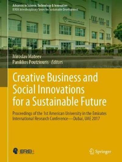 Creative Business and Social Innovations for a Sustainable Future - Miroslav Mateev