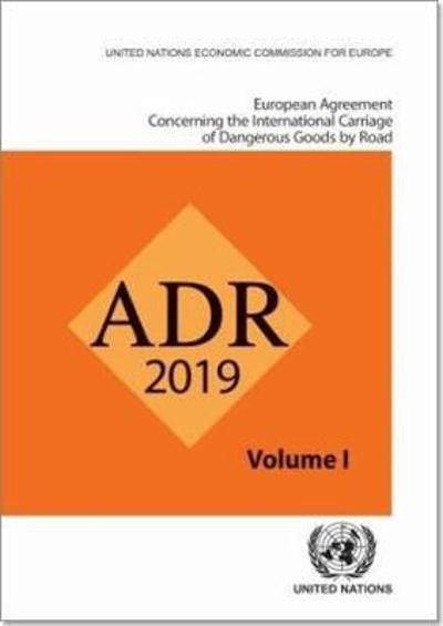 ADR applicable as from 1 January 2019 - United Nations Publications