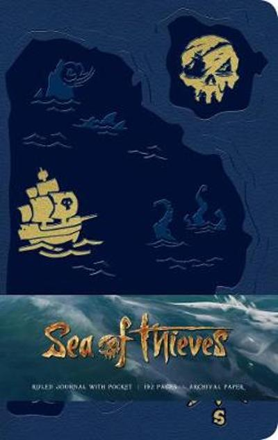 Sea of Thieves Hardcover Ruled Journal - Insight Editions