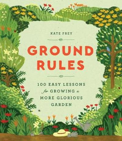 Ground Rules - Kate Frey