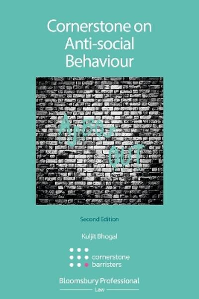 Cornerstone on Anti-social Behaviour - Kuljit Bhogal