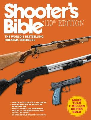 Shooter's Bible, 110th Edition - Jay Cassell