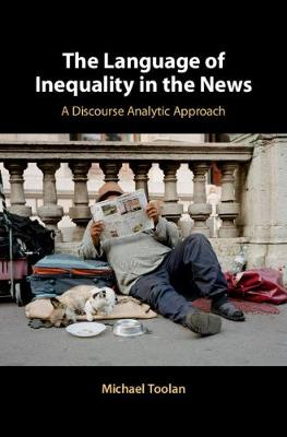 The Language of Inequality in the News - Michael Toolan