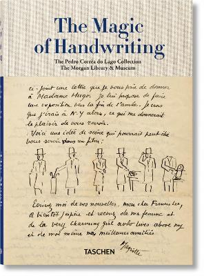 The Magic of Handwriting. The Correa do Lago Collection - Christine Nelson