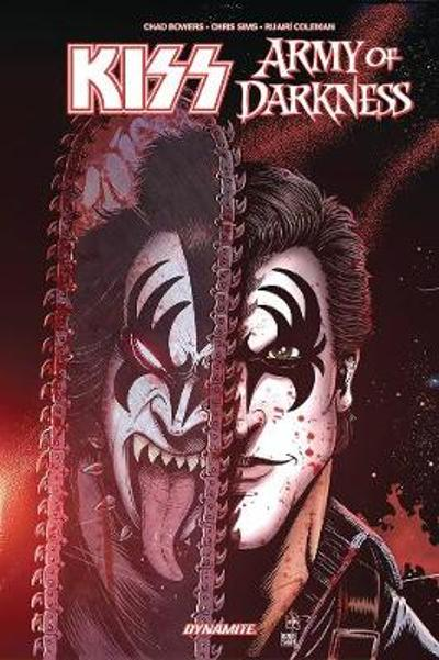 Kiss/Army of Darkness TP - Chad Bowers