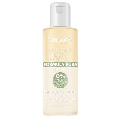 Formula Pura Waterproof Two Phase Cleanser - Deborah Milano