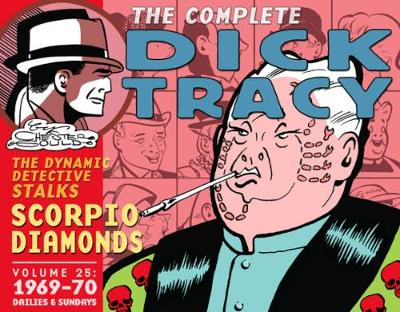 Complete Chester Gould's Dick Tracy Volume 25 - Chester Gould