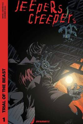 Jeepers Creepers Vol 1 Trail of the Beast - Marc Andreyko