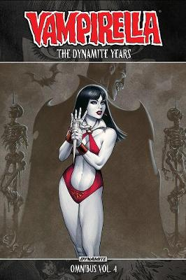 Vampirella: The Dynamite Years Omnibus Vol 4: The Minis TP - Various