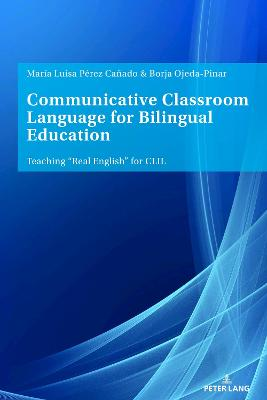 Communicative Classroom Language for Bilingual Education - Maria Luisa Perez Canado