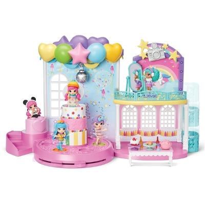 Party Popteenies Poptastic Party Playset - Party Pop Teenies