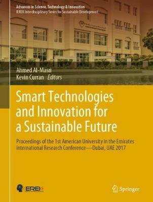 Smart Technologies and Innovation for a Sustainable Future - Ahmed Al-Masri